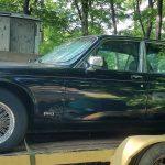 1985 Jaguar Vanden Plas