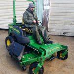 20210123_143637 John Deere riding mower x2