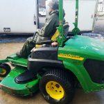 20210123_143653 John Deere riding mower